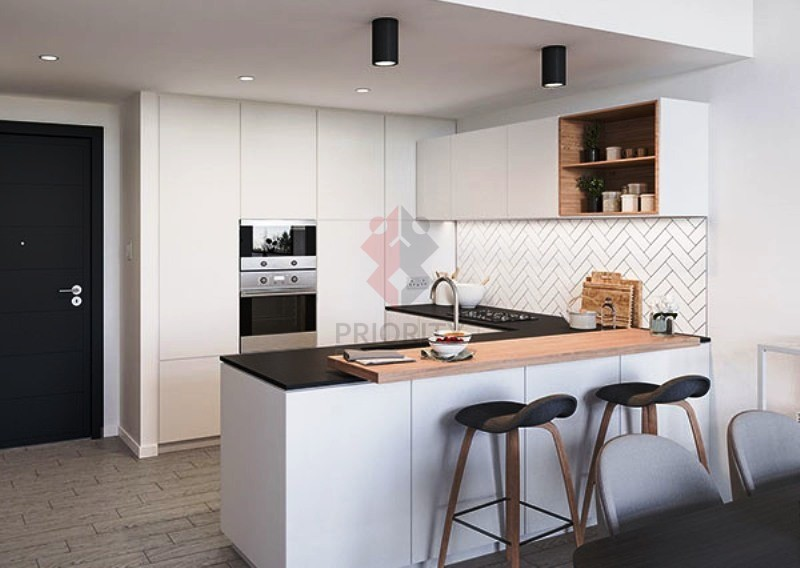 Kitchen Equipped 1 Bedroom|Belgravia Square