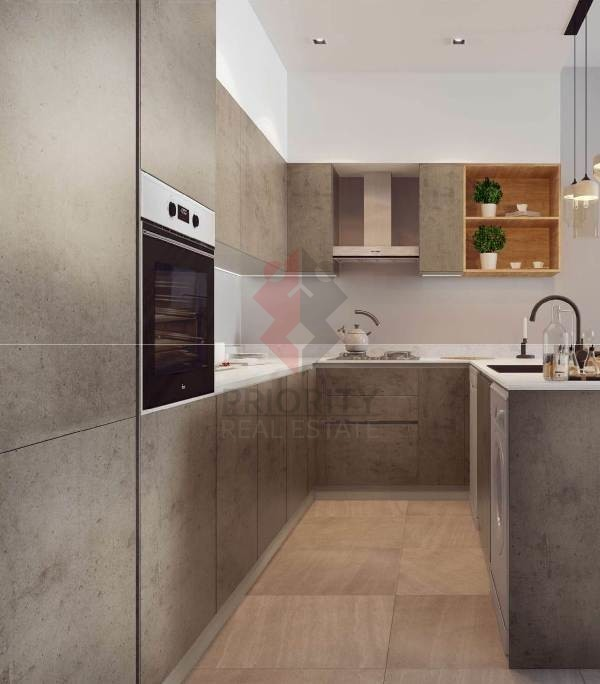 Premium 2 Bedroom|High End|Equipped Kitchen