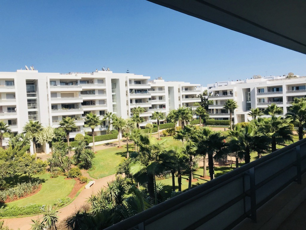 Location <strong>Appartement</strong> Casablanca Ain Diab <strong>203 m2</strong>