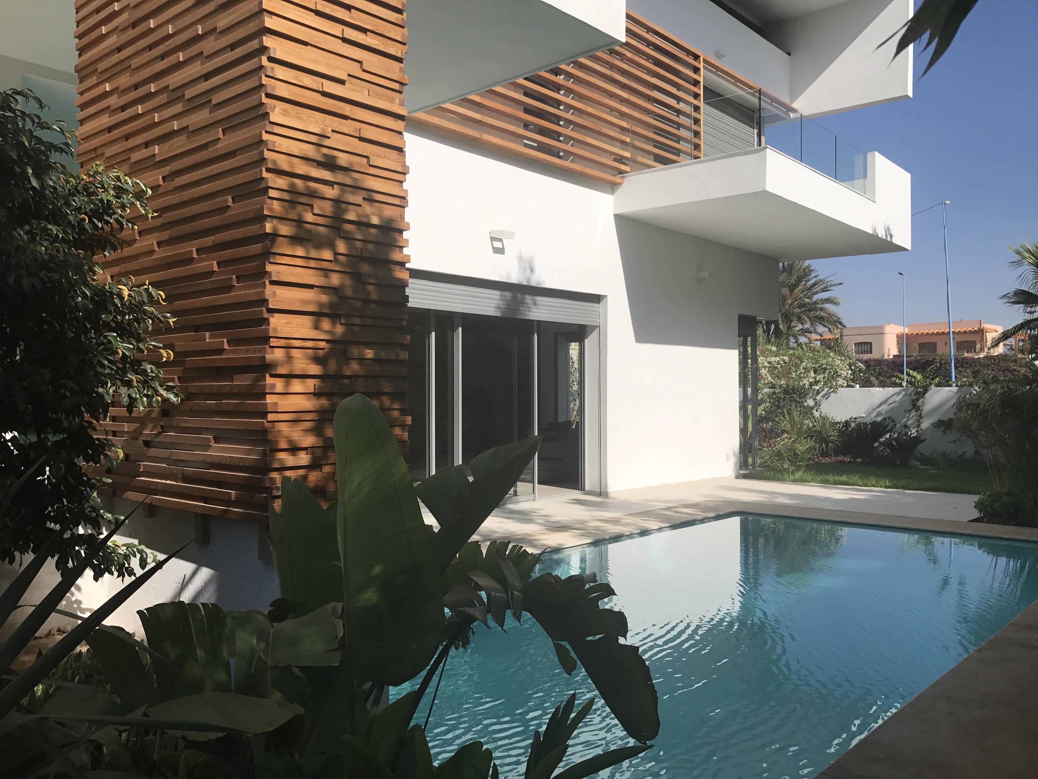 Location <strong>Villa</strong> Casablanca Californie <strong>600 m2</strong>