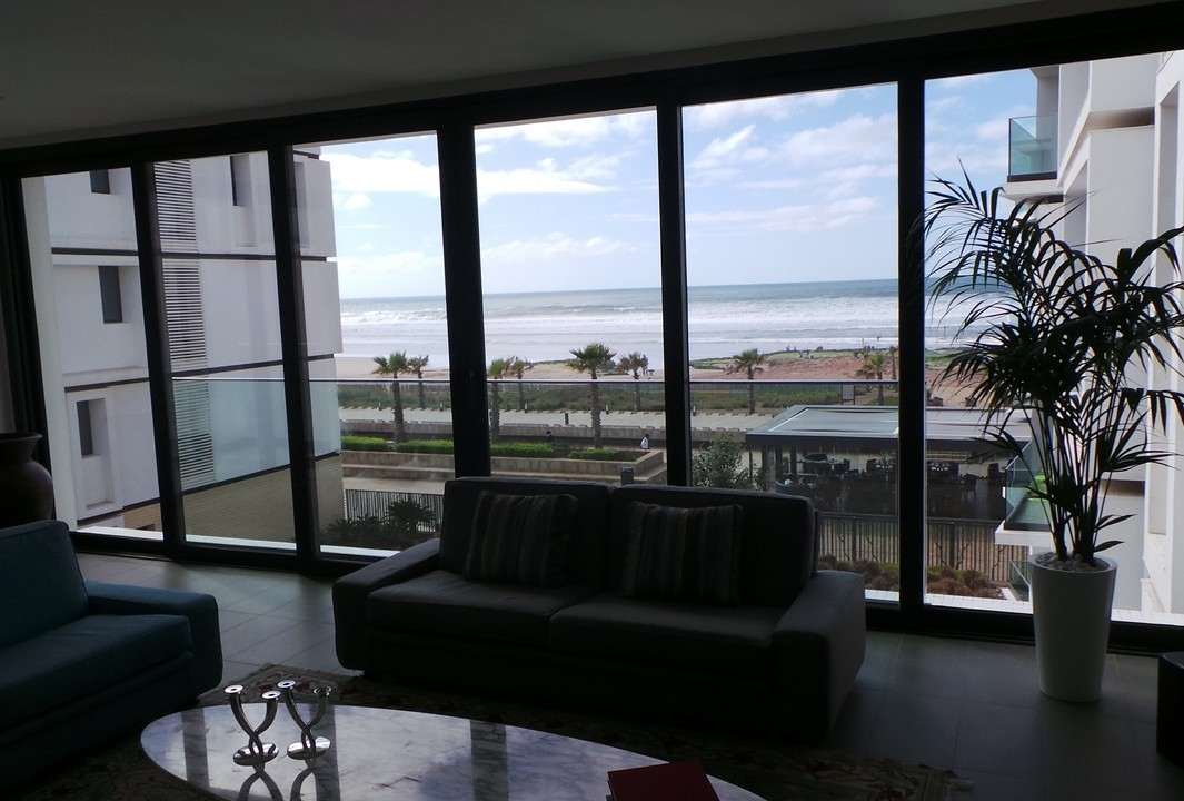 Location <strong>Appartement</strong> Casablanca Ain Diab <strong>169 m2</strong>