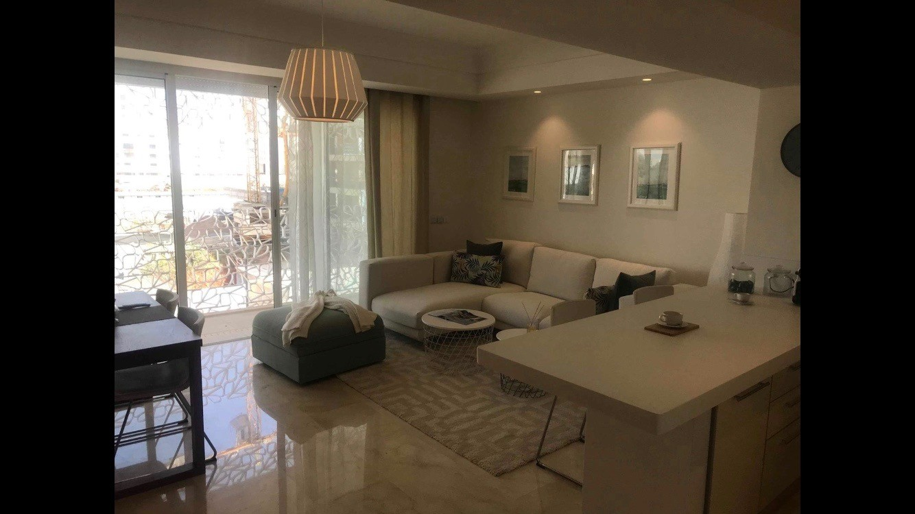 Location <strong>Appartement</strong> Casablanca Casablanca Finance City <strong>65 m2</strong>