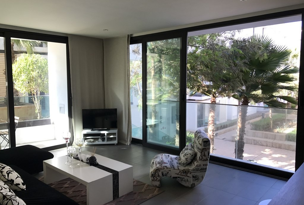 Location <strong>Appartement</strong> Casablanca Ain Diab <strong>70 m2</strong>
