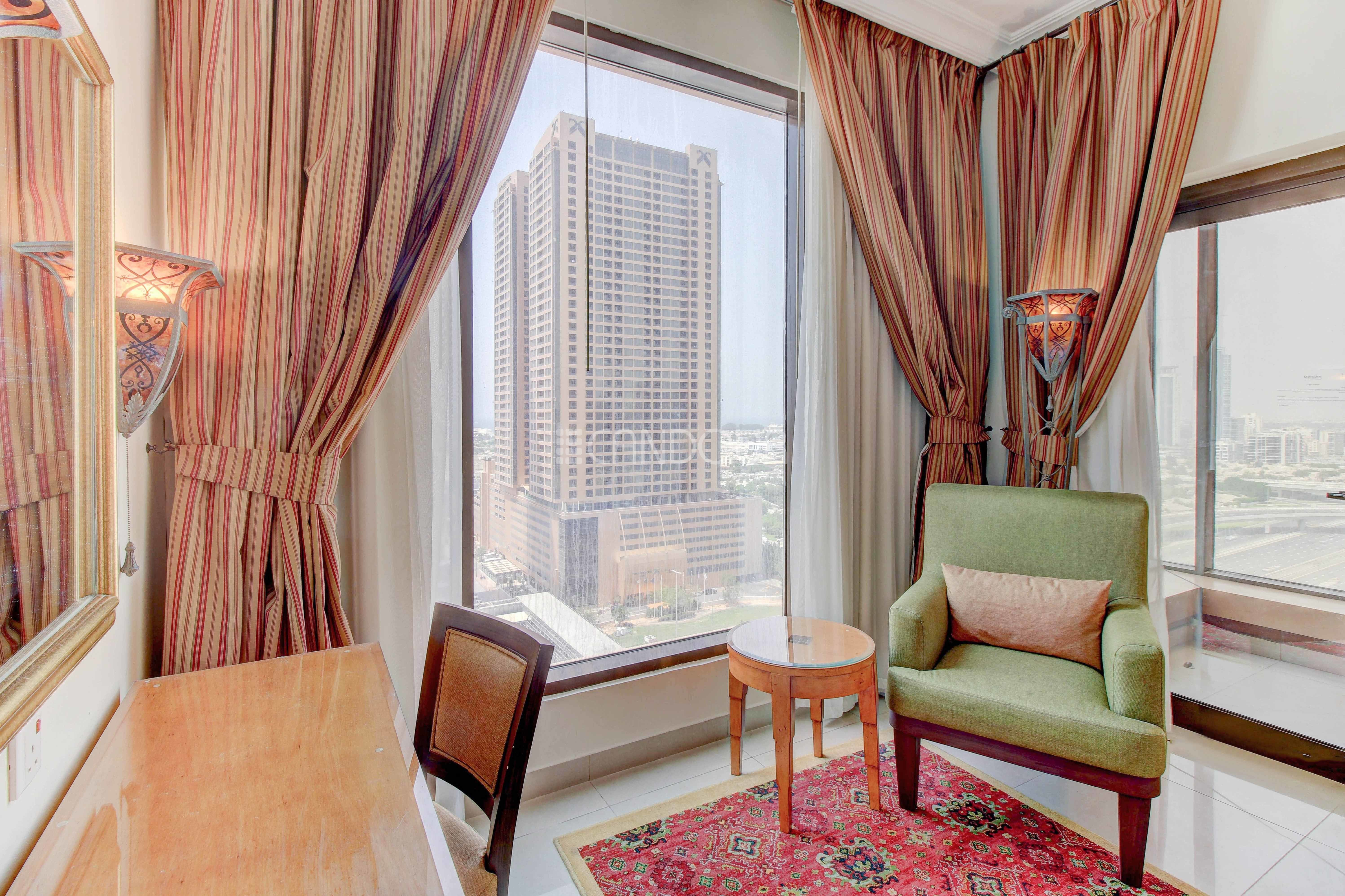 All Bills Included I 2BR Furnished I Next to Metro
