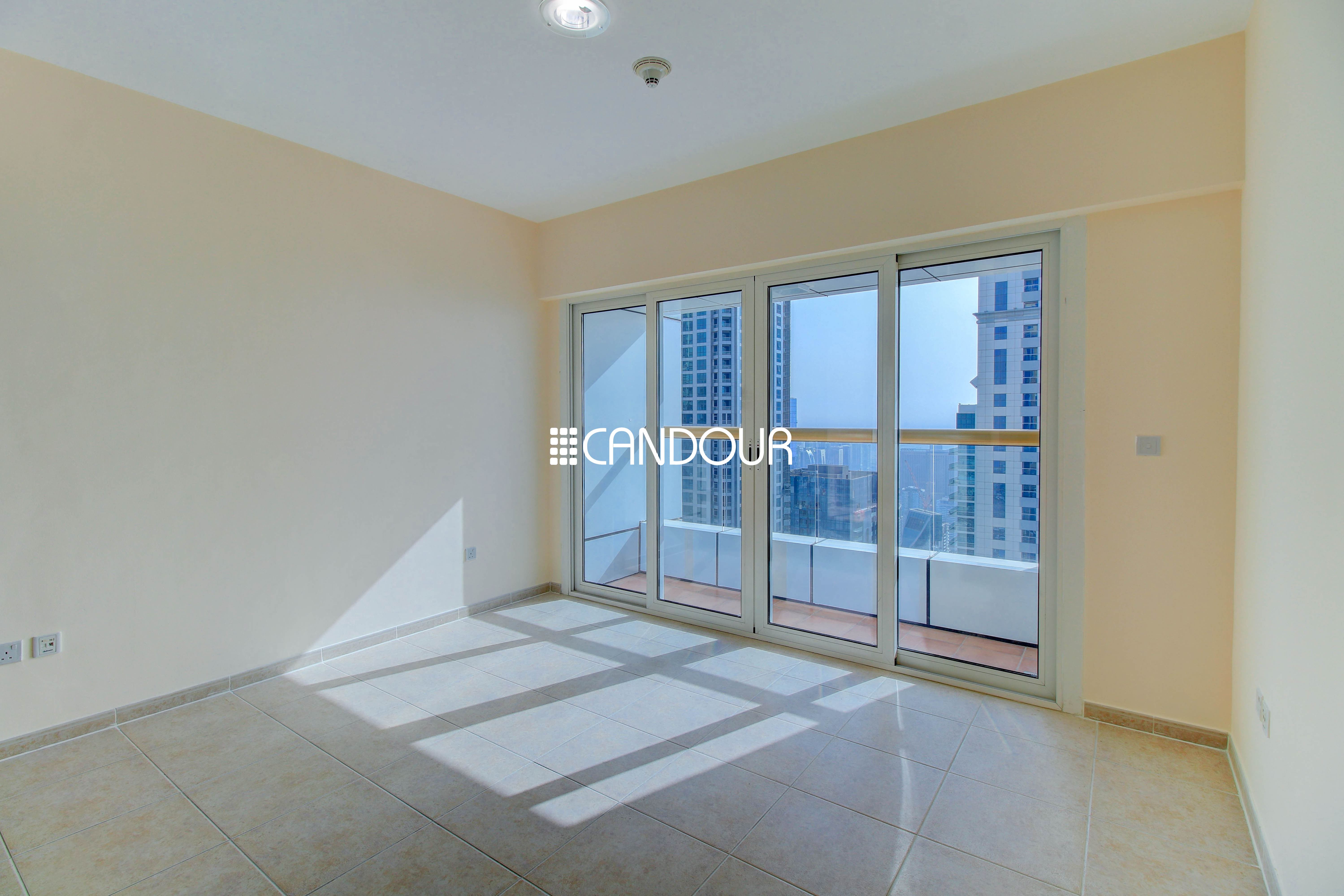 Spectacular 4BR | Marina and Sea View | High Floor