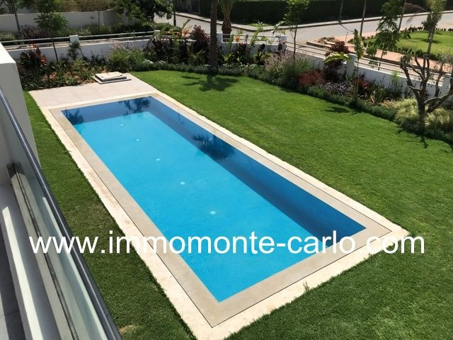 Vente <strong>Villa</strong> Rabat Souissi <strong>550 m2</strong>