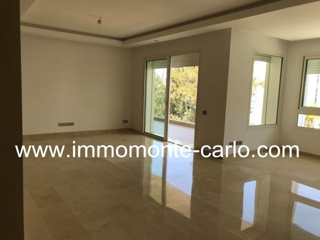 Location <strong>Appartement</strong> Rabat Souissi <strong>210 m2</strong>