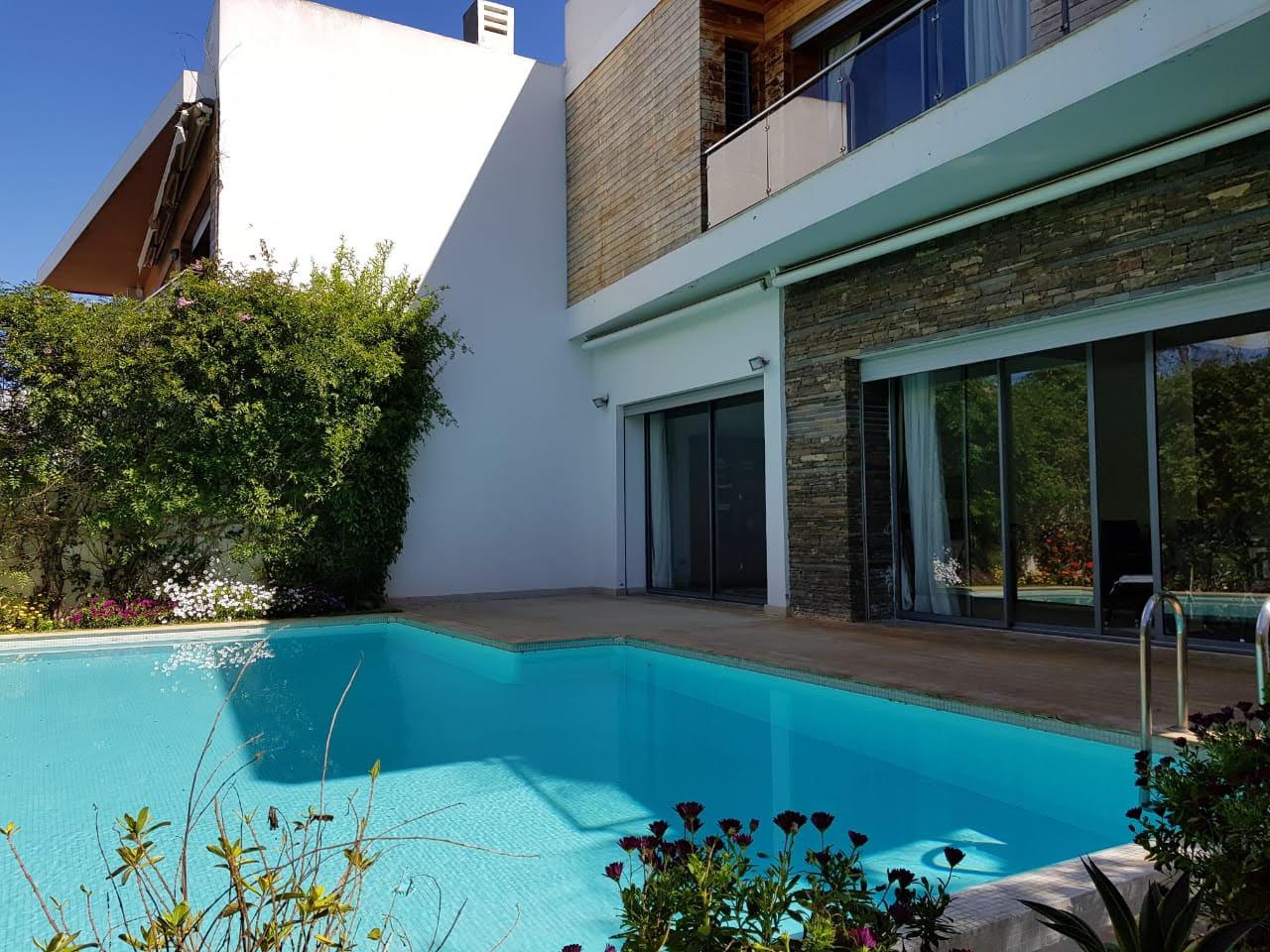 Vente <strong>Villa</strong> Casablanca Ain Diab <strong>518 m2</strong>