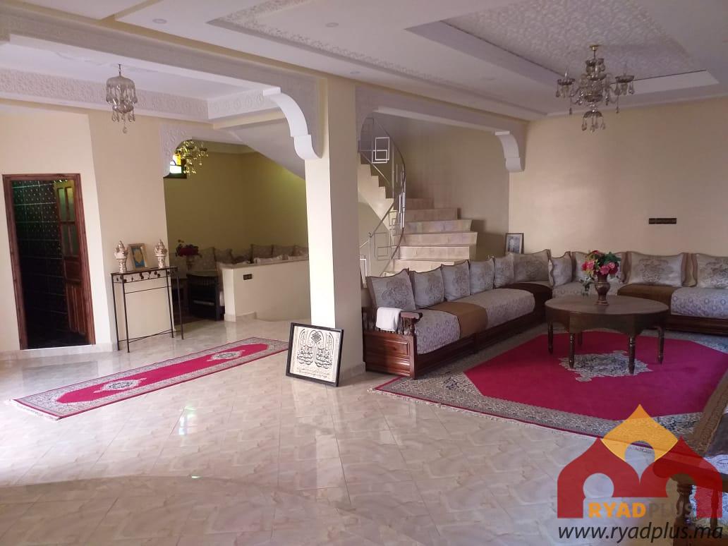 Vente <strong>Villa</strong> Marrakech Azzouzia <strong>310 m2</strong>