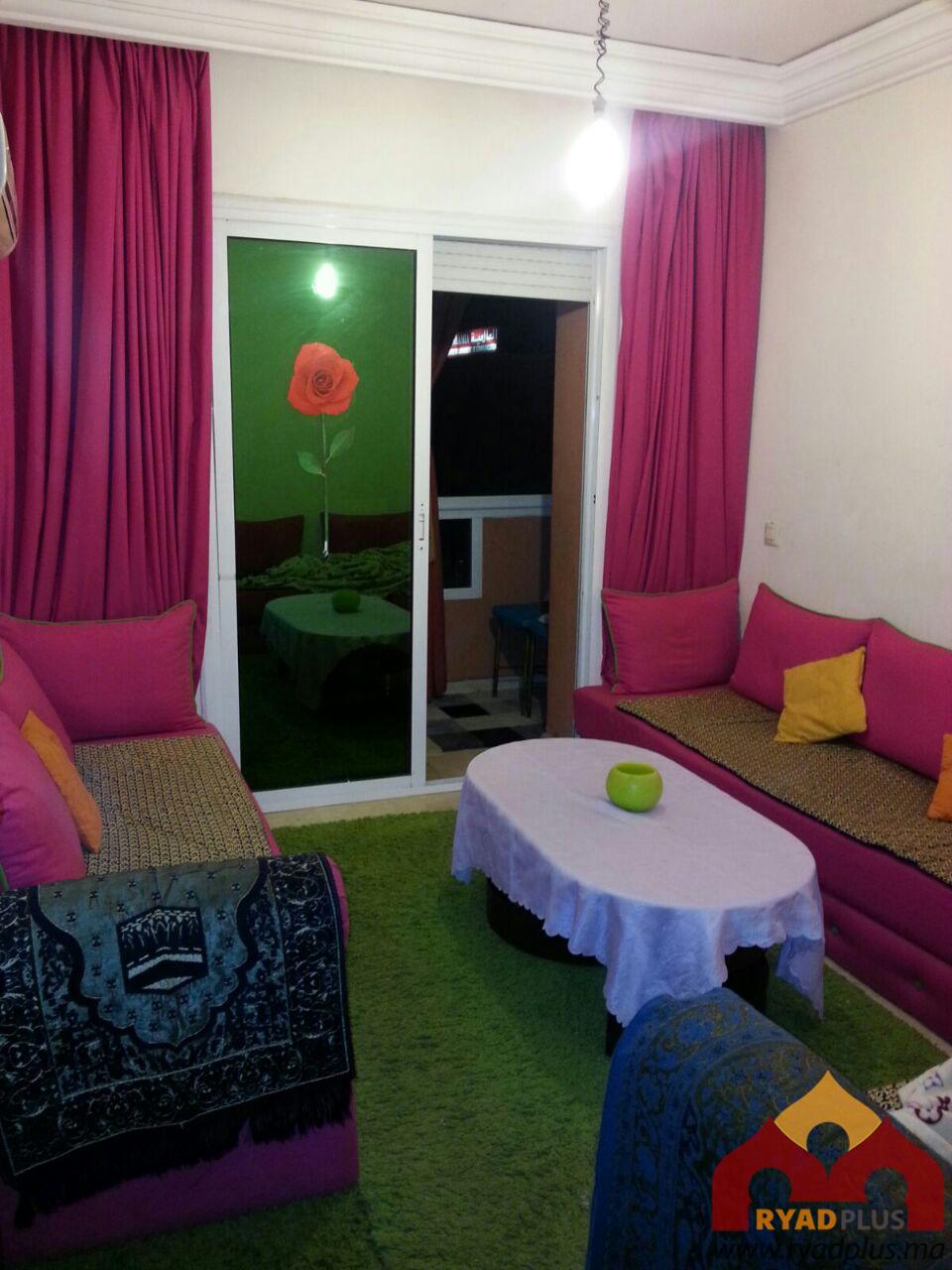 Vente <strong>Appartement</strong> Marrakech Guéliz <strong>102 m2</strong>