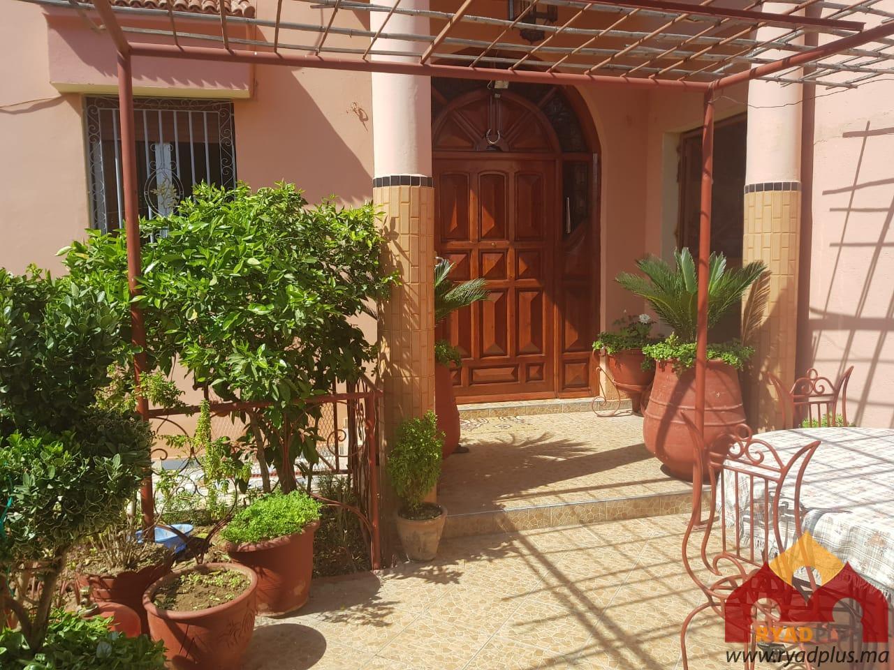 Vente <strong>Villa</strong> Marrakech  <strong>1400 m2</strong>