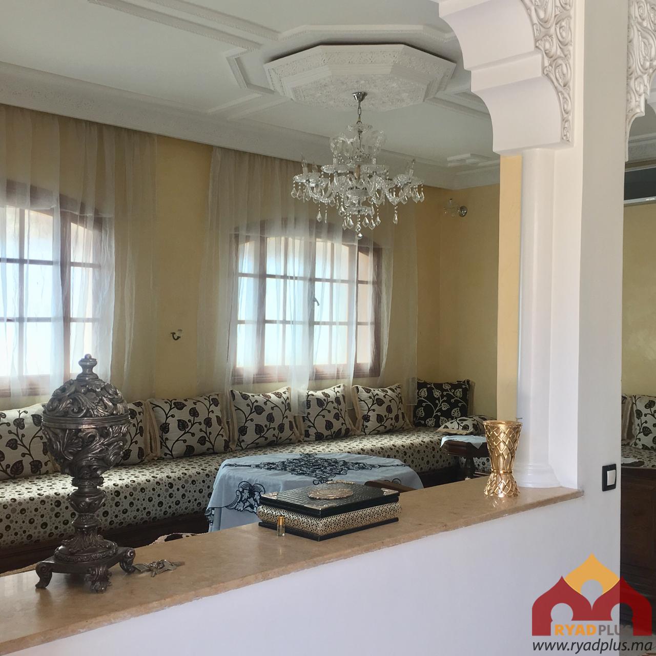 Vente <strong>Villa</strong> Marrakech Mabrouka <strong>340 m2</strong>