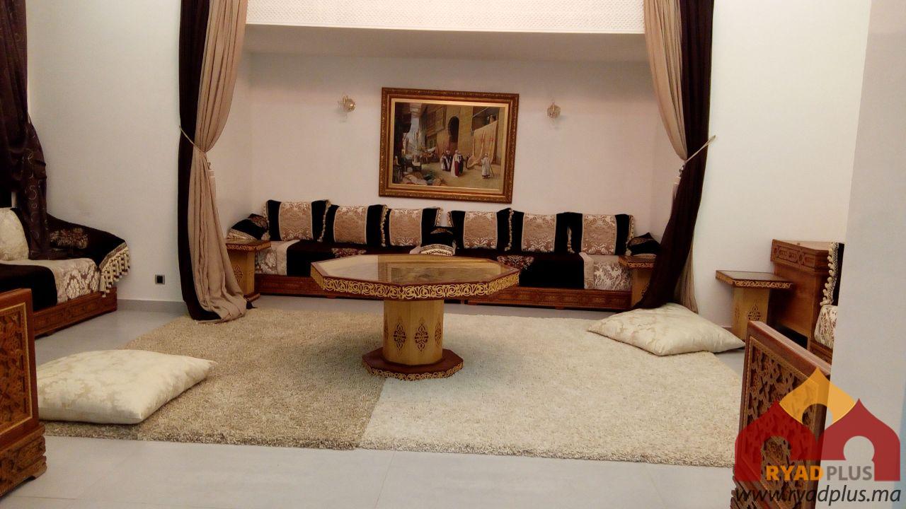 Vente <strong>Villa</strong> Marrakech Route de Fès <strong>8000 m2</strong>