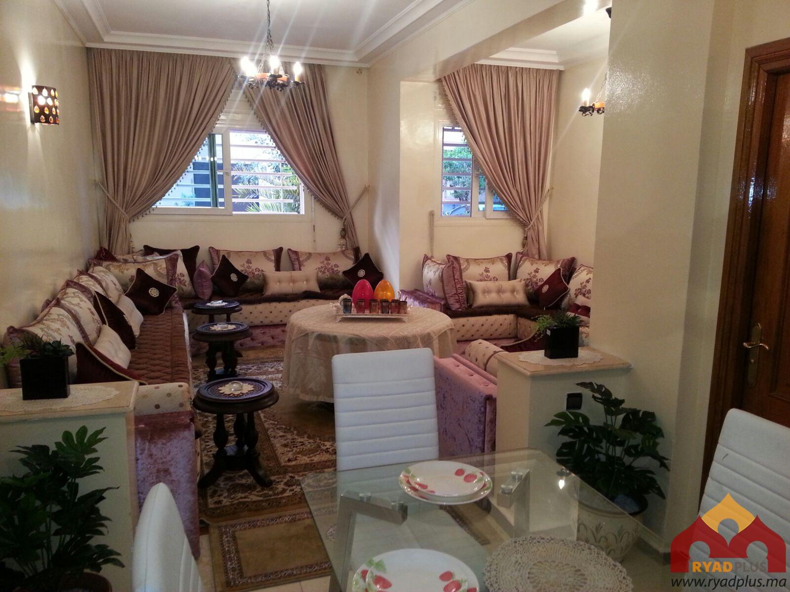 Location <strong>Appartement</strong> Marrakech Guéliz <strong>91 m2</strong>