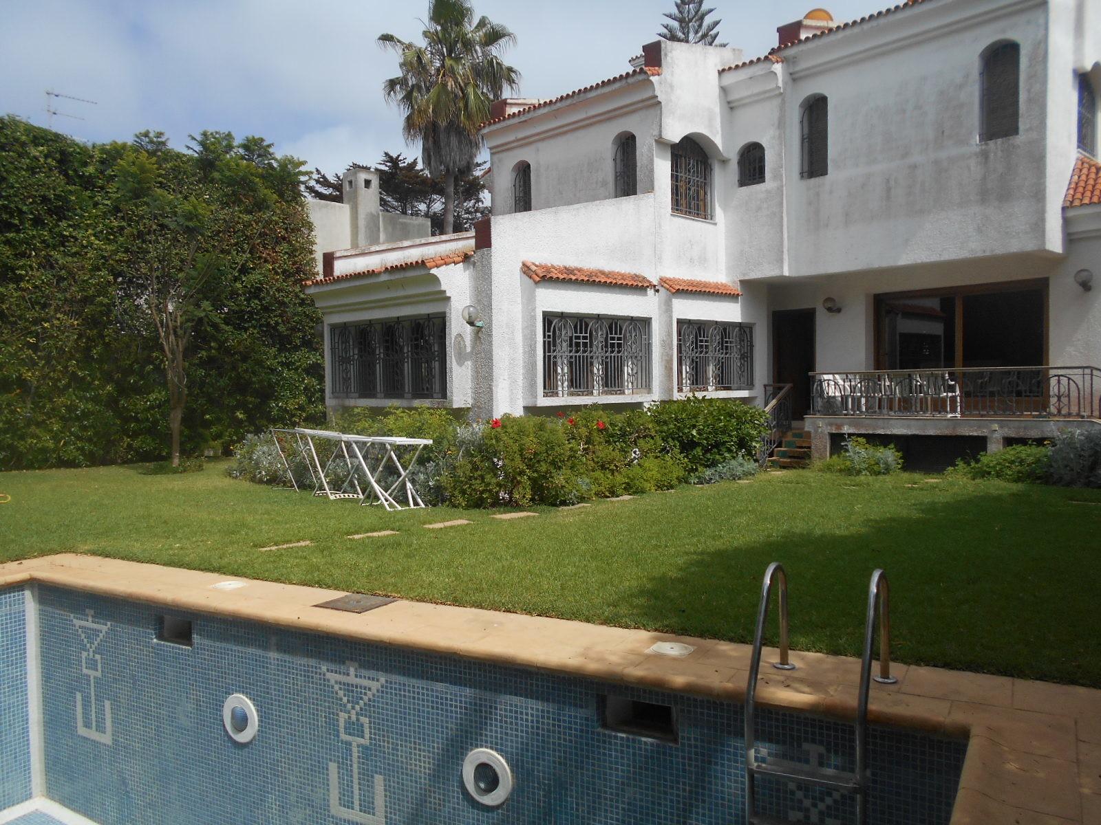 Vente <strong>Villa</strong> Casablanca Val d'Anfa <strong>908 m2</strong>