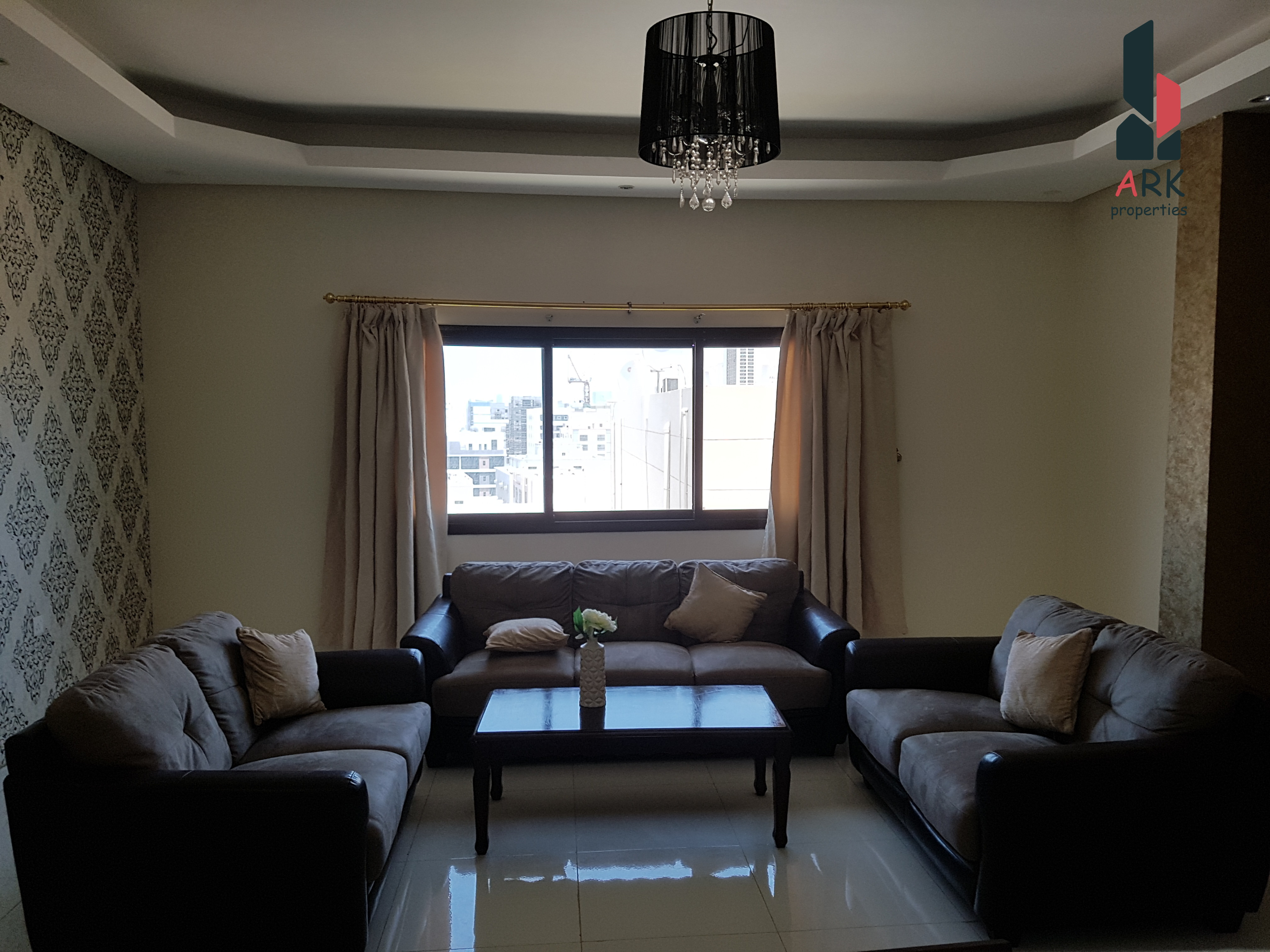 Beautiful furnished apt. exclusively for families