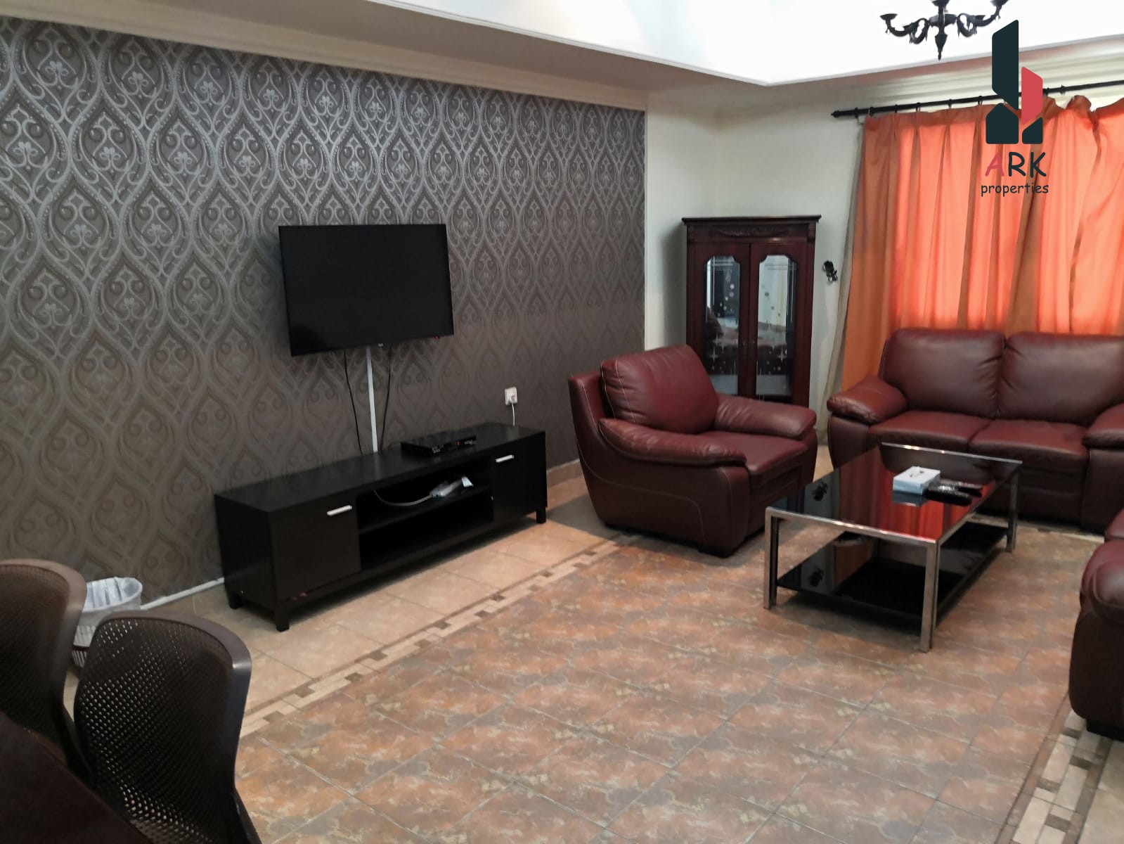 Spacious fully furnished apartment in juffair
