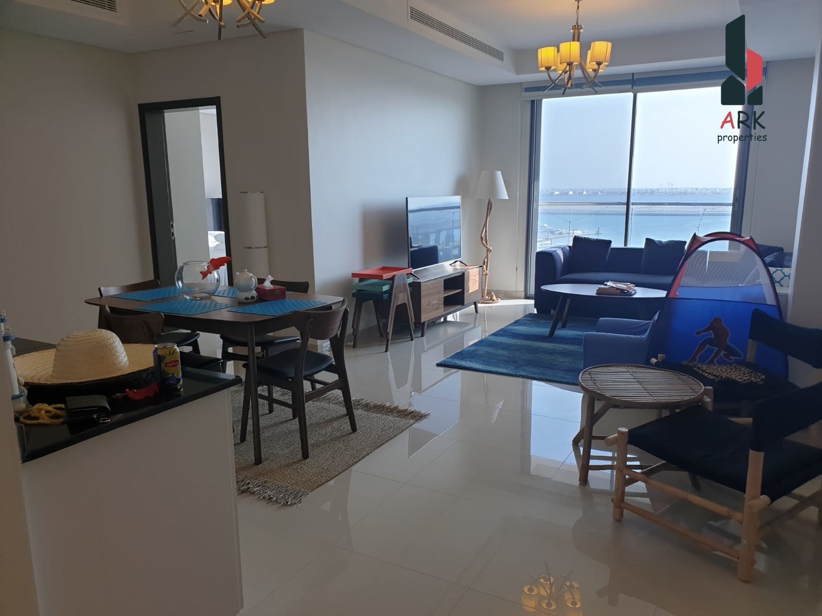 luxurious flat for sale in durrat marina