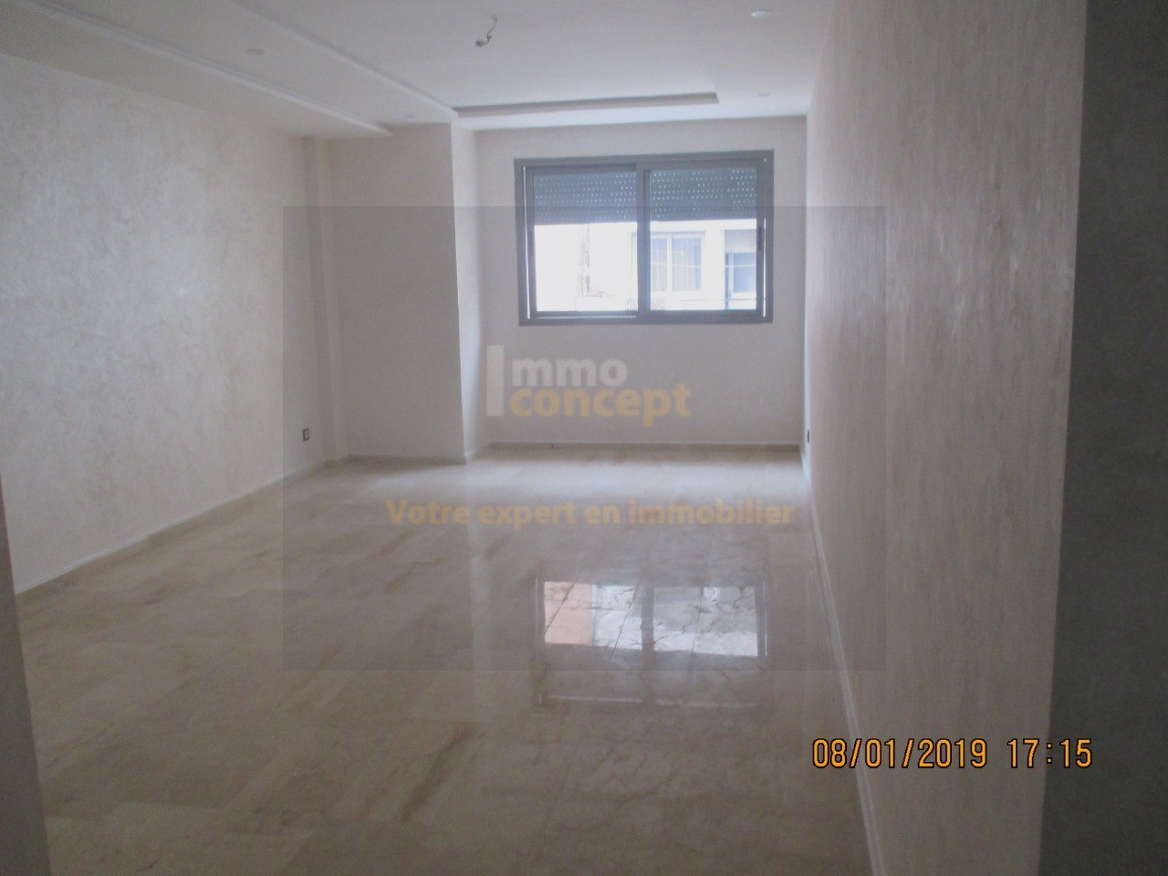 Vente <strong>Appartement</strong> Casablanca Beauséjour <strong>77 m2</strong>