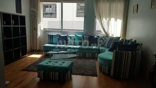Location <strong>Appartement</strong> Casablanca Racine <strong>73 m2</strong>