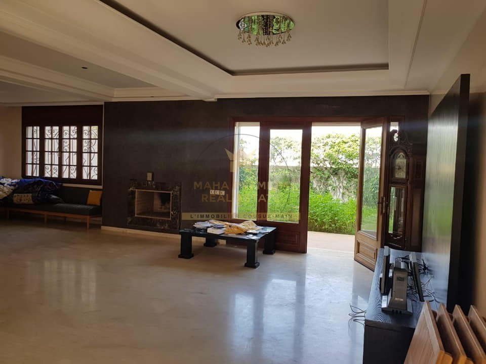 Villa à louer Casablanca Florida