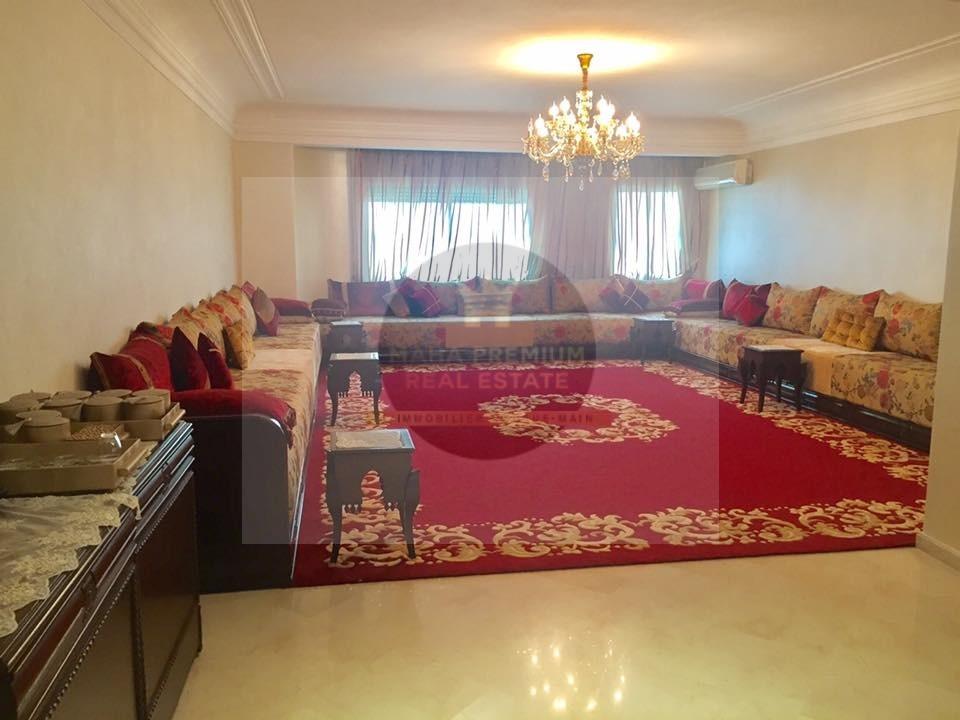 Maison à louer Casablanca Boulevard Al Massira Al Khadra