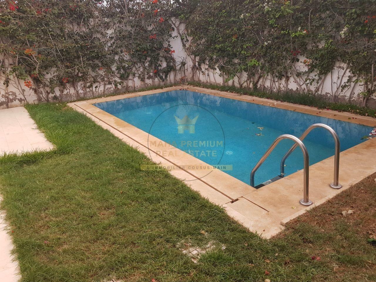 Villa à louer Casablanca Dar Bouazza
