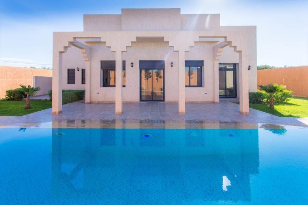 Location <strong>Villa</strong> Marrakech Route de Fès <strong>240 m2</strong>