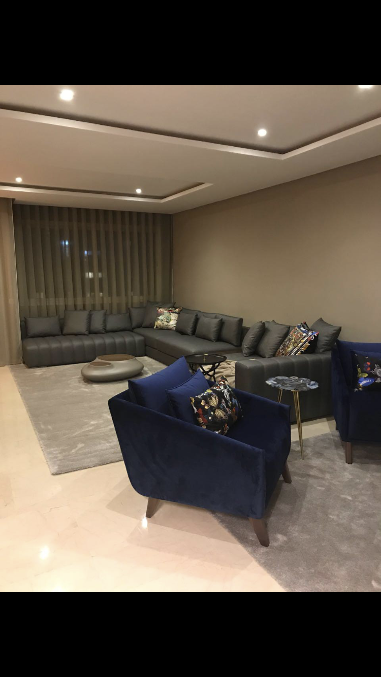 Vente <strong>Appartement</strong> Rabat Hay Riad <strong>170 m2</strong>