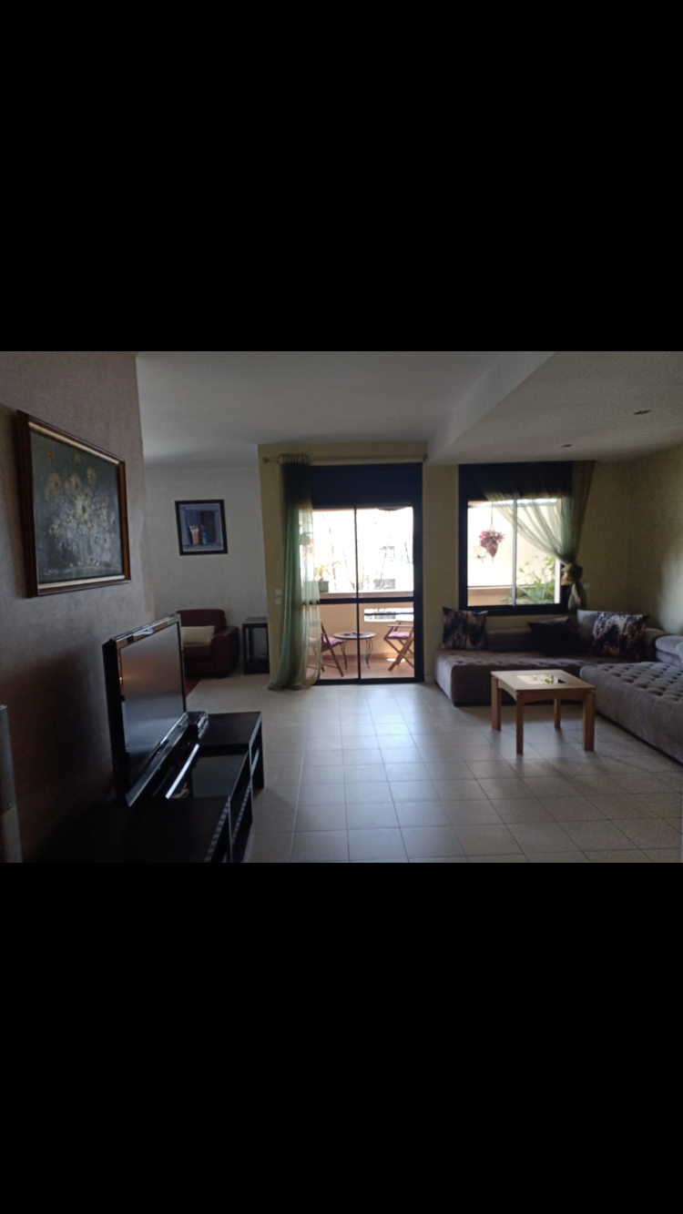 Location <strong>Appartement</strong> Rabat Hay Riad <strong>116 m2</strong>