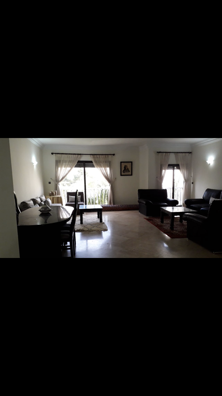 Location <strong>Appartement</strong> Rabat Agdal <strong>100 m2</strong>
