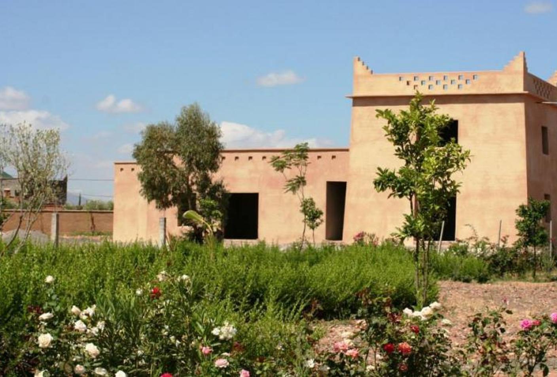 Villa à vendre Marrakech Route d'Ourika