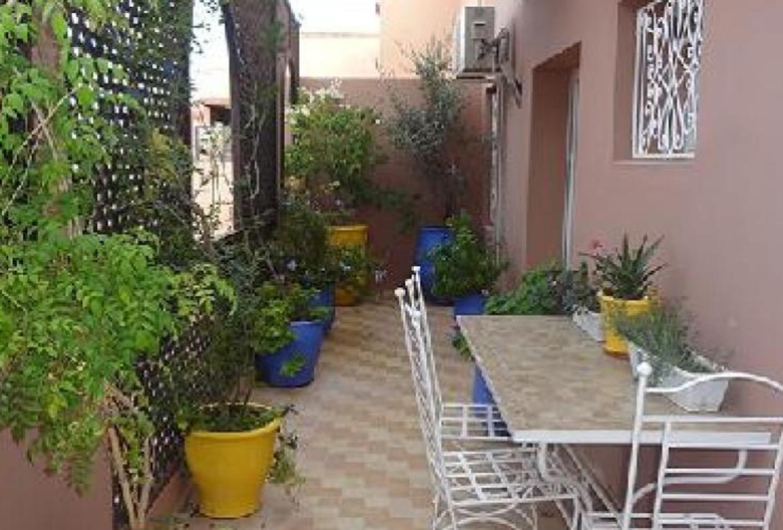 Appartement à louer Marrakech Av Abdelkrim El Khattabi