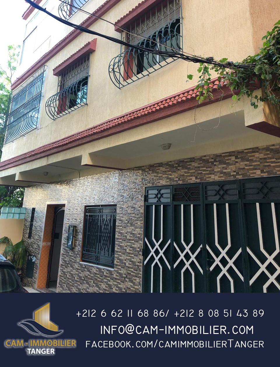 Maison à vendre Tanger Ziaten