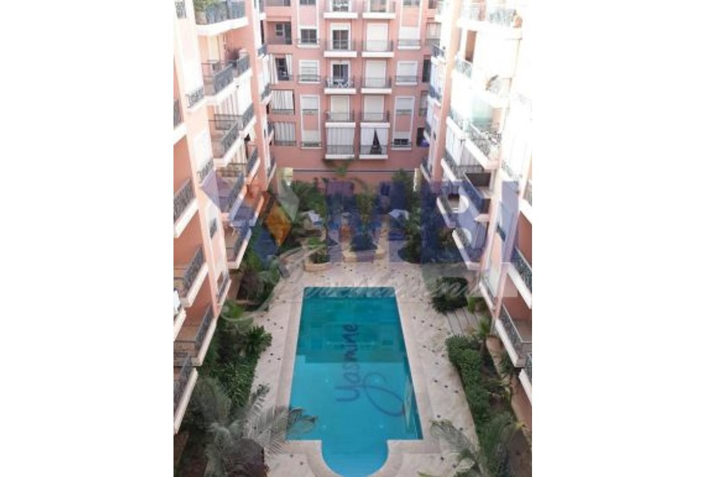 Vente <strong>Appartement</strong> Marrakech indéfini <strong>53 m2</strong>