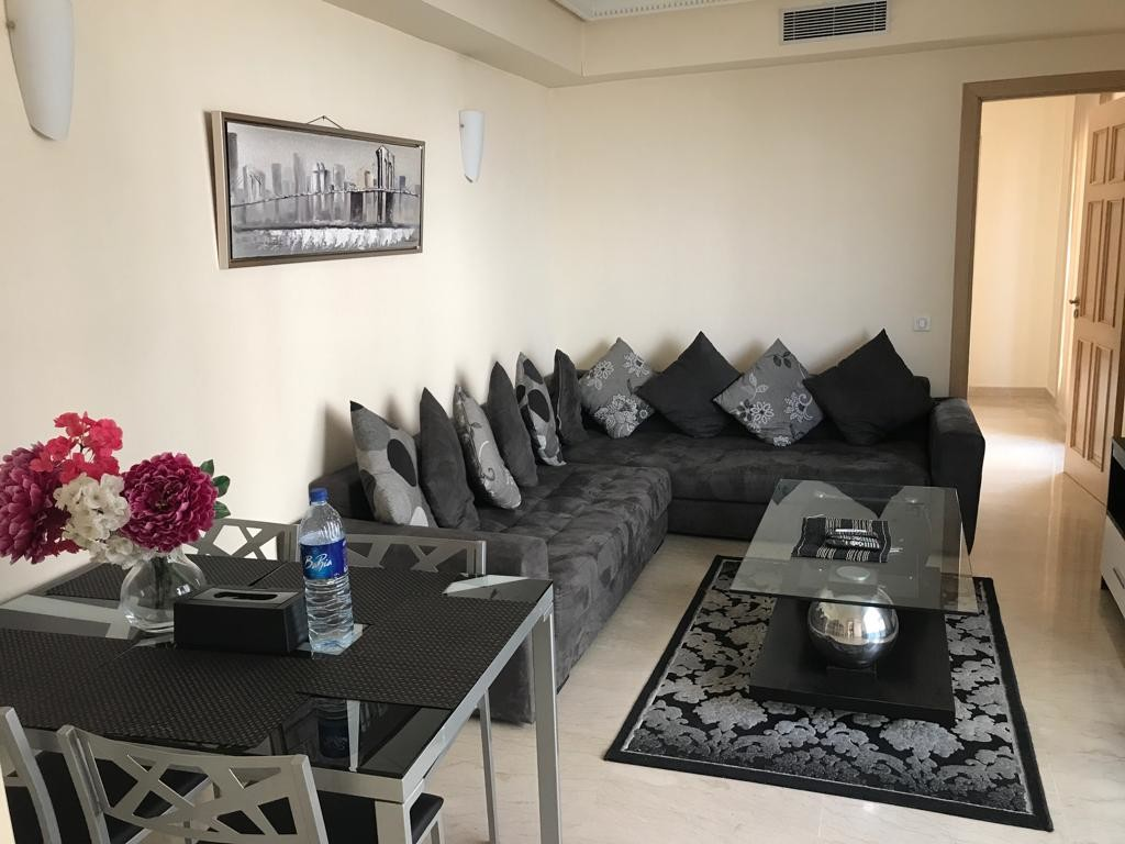 location appartement sur casablanca