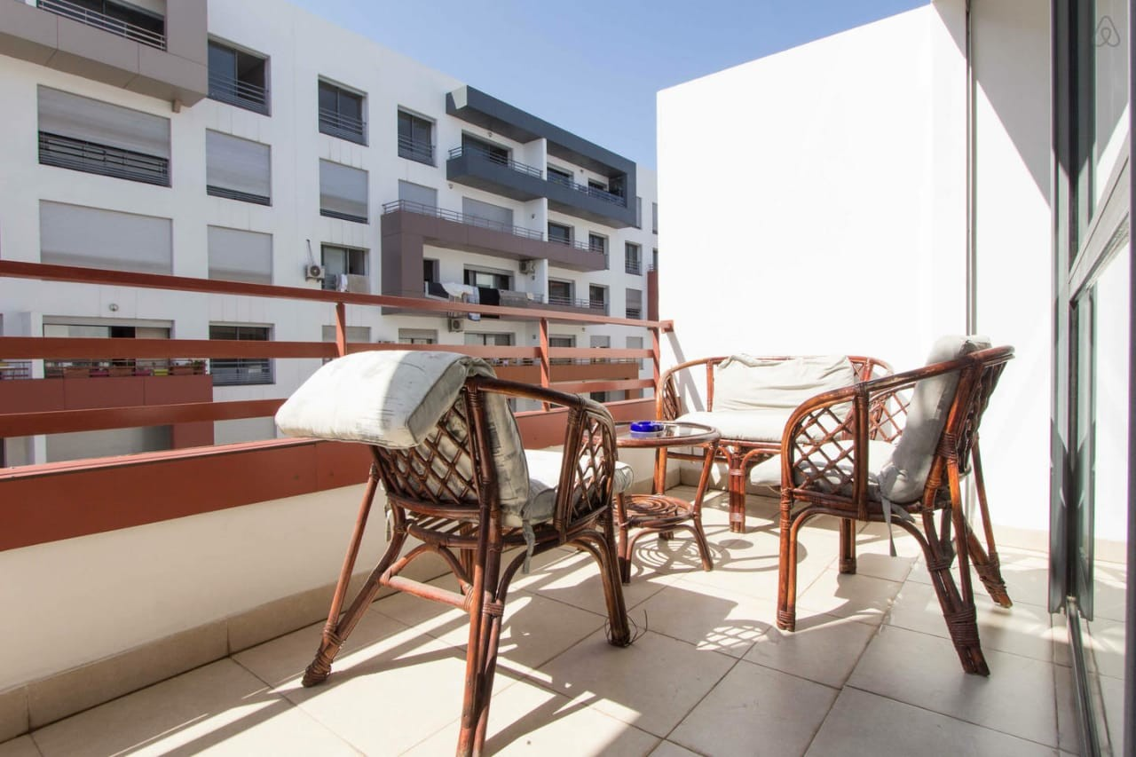 Location <strong>Appartement</strong> Casablanca Yacoub  El Mansour <strong>110 m2</strong>