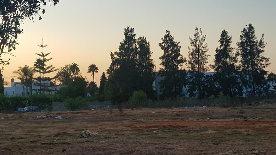 Terrain à vendre Rabat Souissi