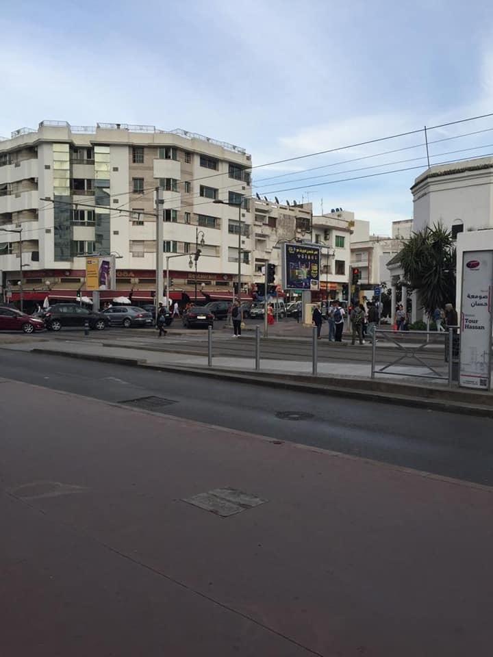 Terrain à vendre Rabat Hassan