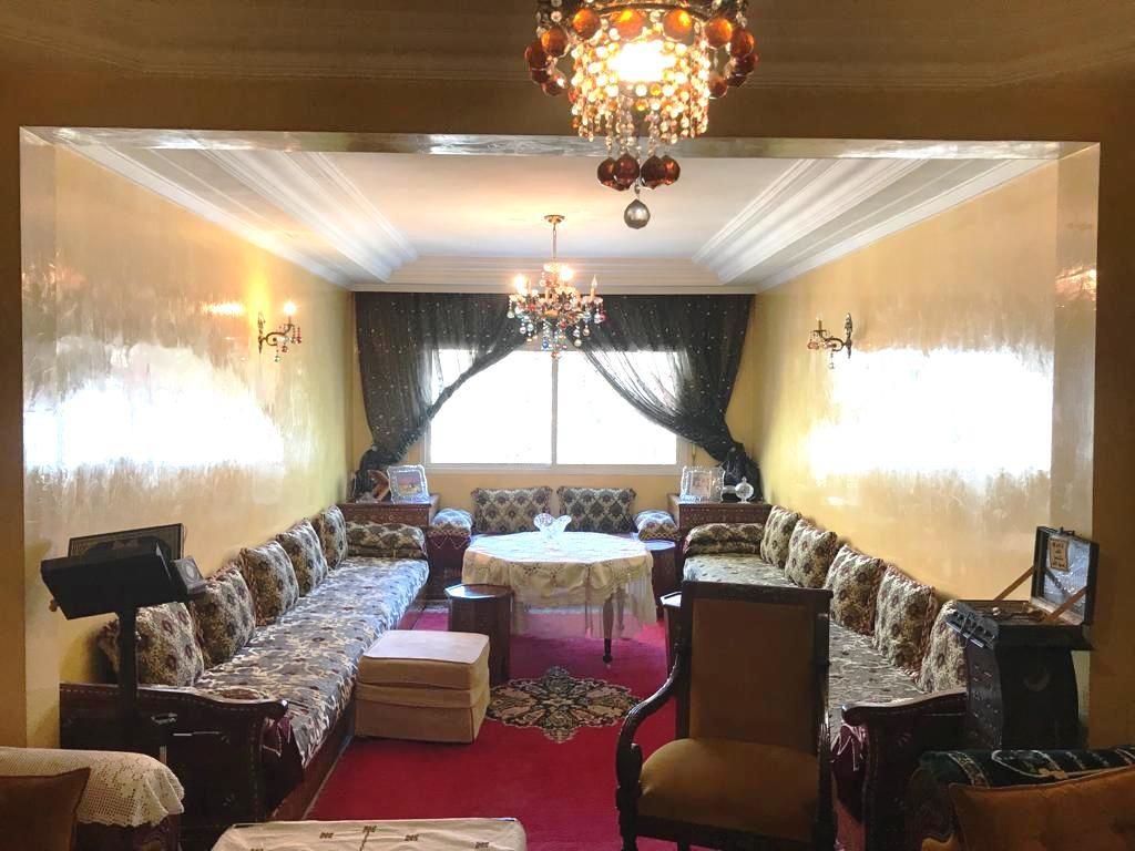 Vente <strong>Appartement</strong> Casablanca Palmier <strong>105 m2</strong>