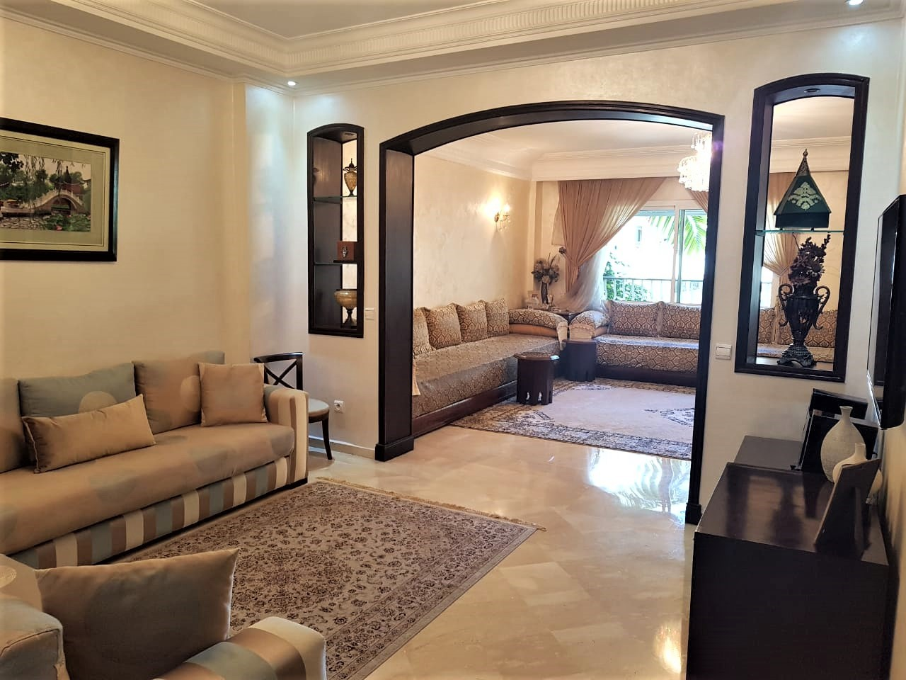Vente <strong>Appartement</strong> Casablanca Maarif <strong>105 m2</strong>