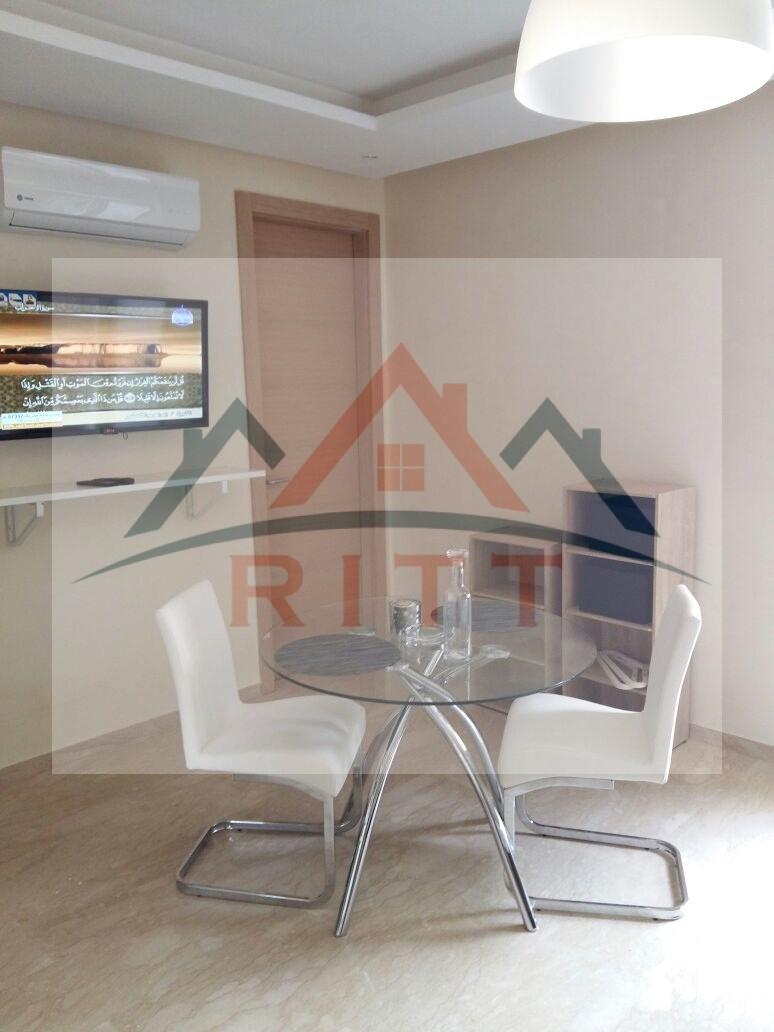 Appartement à louer Rabat Hay Riad