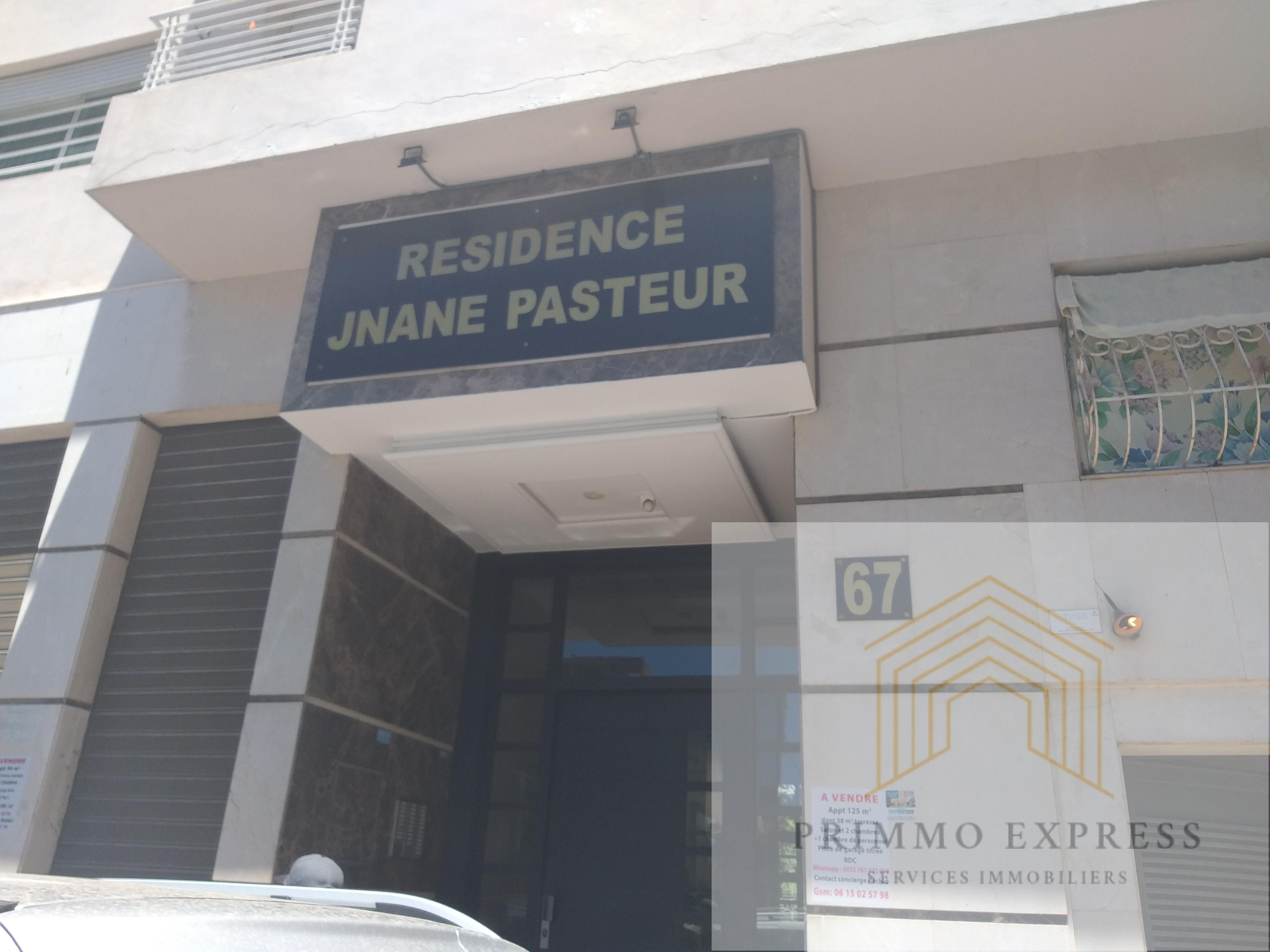 Vente <strong>Appartement</strong> Casablanca 2 Mars <strong>94 m2</strong>