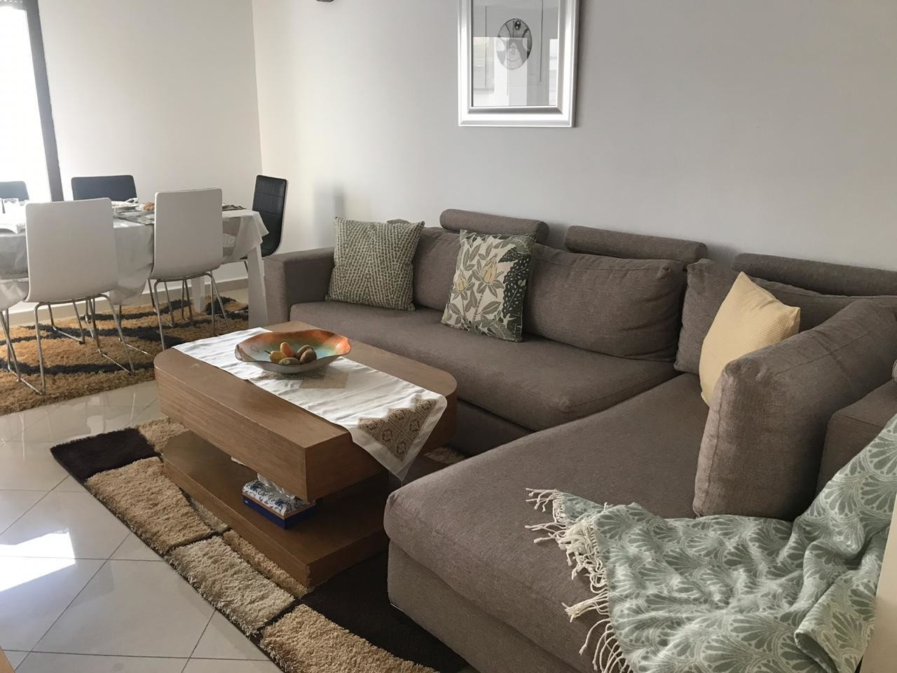 Location <strong>Appartement</strong> Casablanca Dar Bouazza <strong>100 m2</strong>