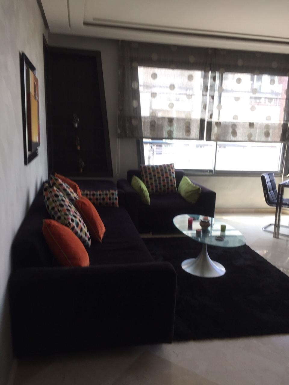 Location <strong>Appartement</strong> Casablanca Triangle d'Or <strong>75 m2</strong>