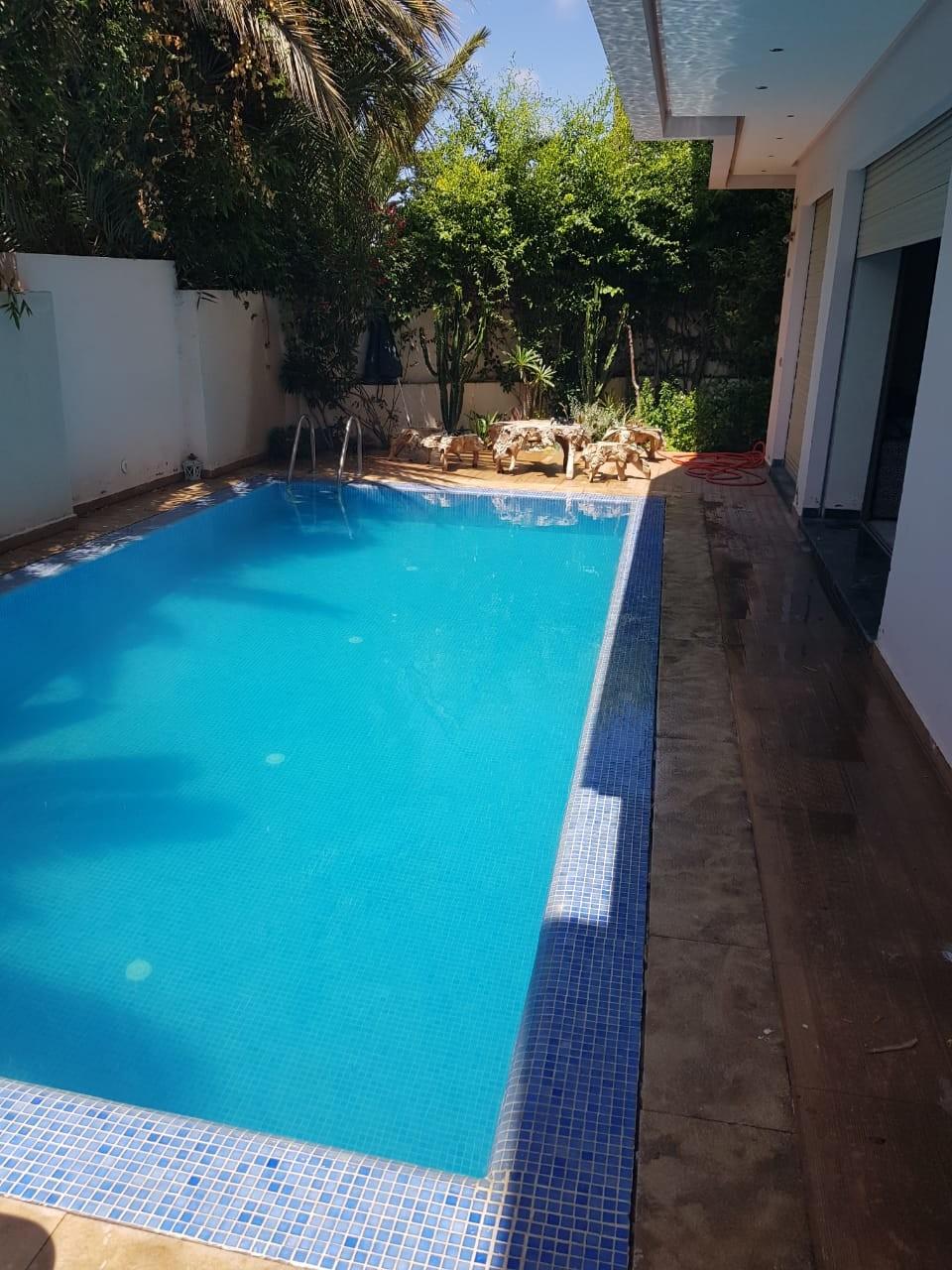 Location <strong>Villa</strong> Casablanca Oasis <strong>309 m2</strong>