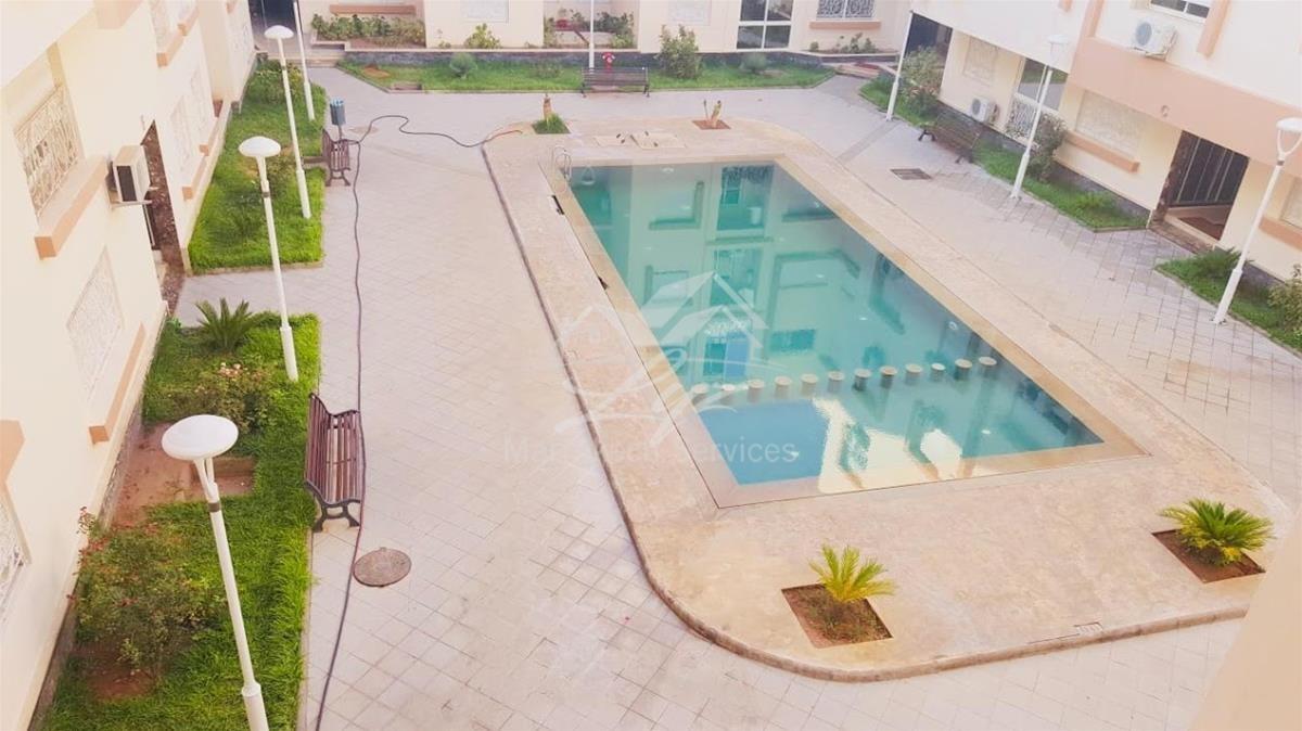 Vente <strong>Appartement</strong> Marrakech Route de Safi <strong>96 m2</strong>