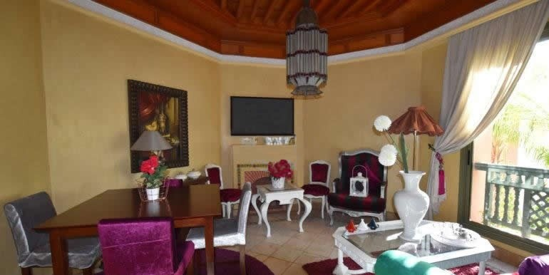 Vente <strong>Appartement</strong> Marrakech Palmeraie <strong>96 m2</strong>