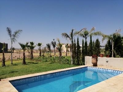 Location <strong>Villa</strong> Marrakech Argan Golf Ressort <strong>450 m2</strong>