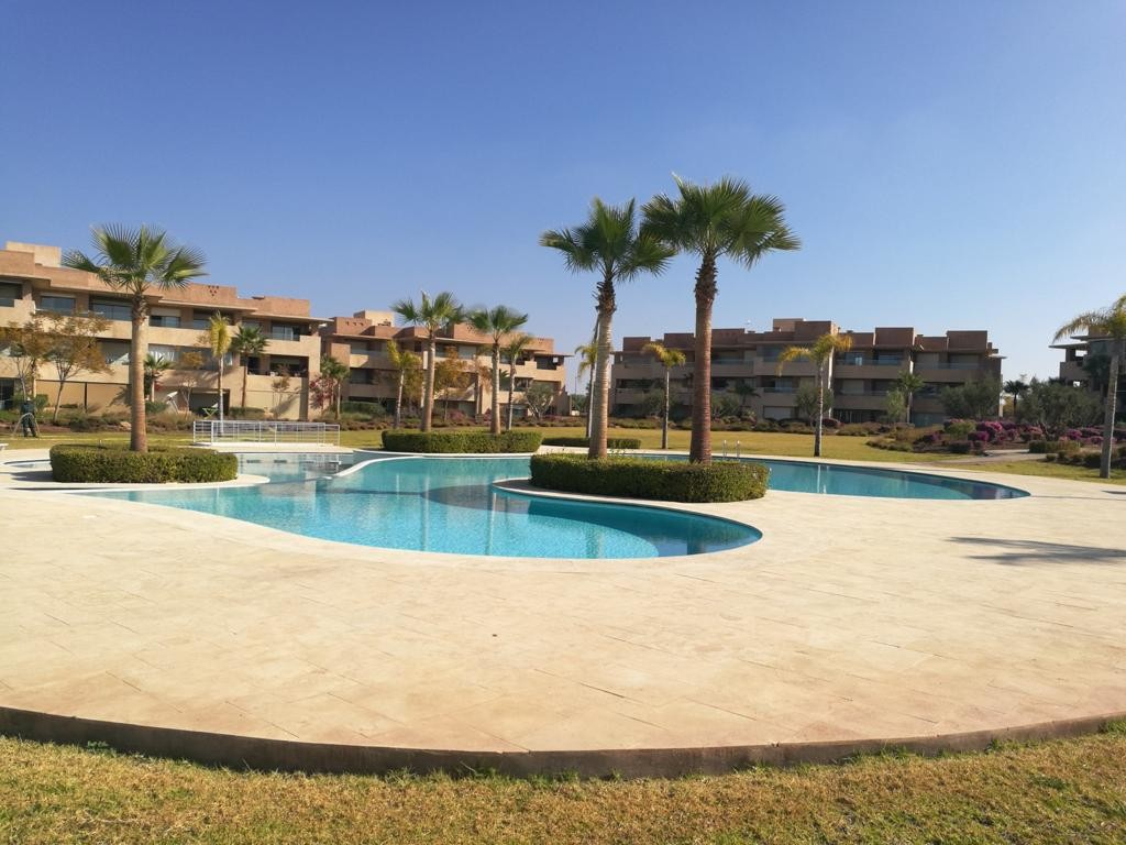 Location <strong>Appartement</strong> Marrakech Marrakech Golf City <strong>125 m2</strong>